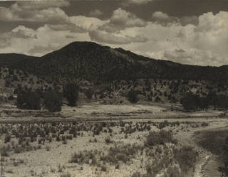 Photo of New Mexico, photograph by Paul Strand, 1930. © Paul Strand Archive, Aperture Foundation