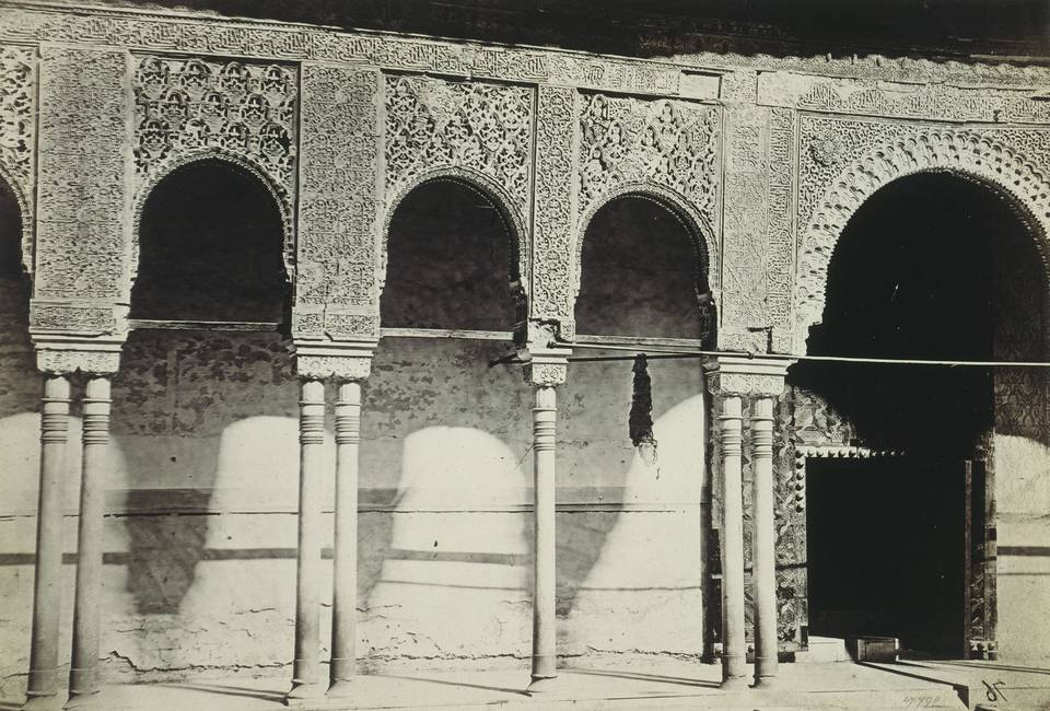 V&A · Researching the Alhambra Palace
