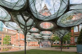 Pavilion at the V&A