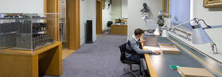 RIBA Architecture Study Room