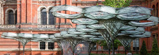 Installation: Elytra Filament Pavilion