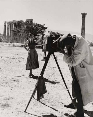 'Mediterranean Fortnight', Elsbeth Juda, 1953. Museum no. AAD/1987/1/123/1. © Siobhan Davies