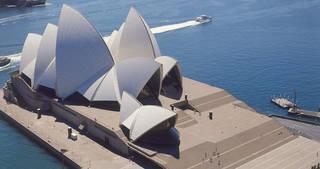 Sydney Opera House. © David Messent