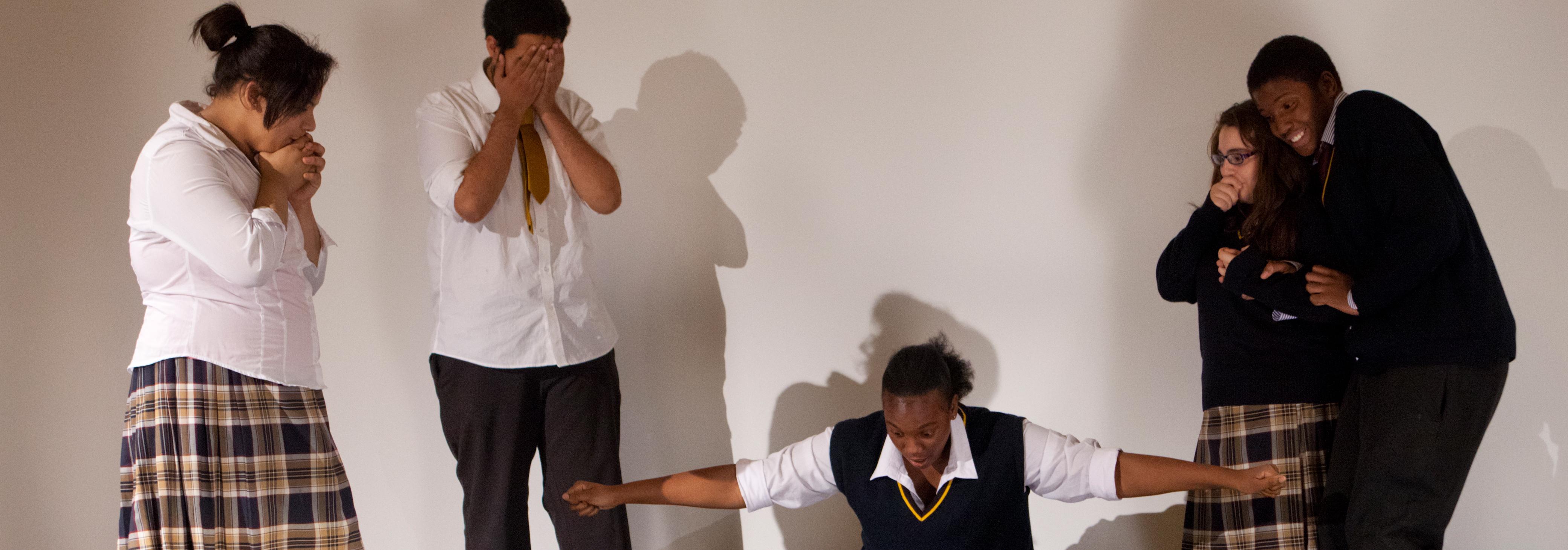 Performing arts, media & English