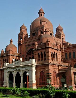 Lahore museum, lahore new