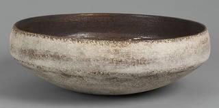 Bowl, Hans Coper, about 1955, England. Museum no. C.15-2016. © Victoria and Albert Museum, London