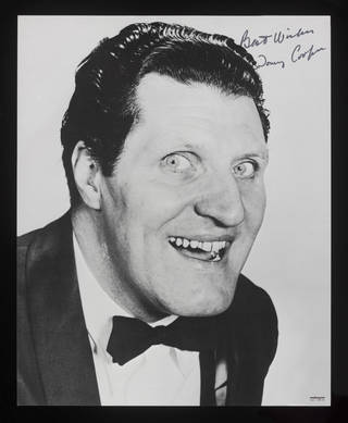 Tommy cooper photograph