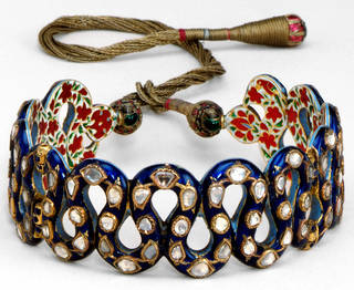 Bracelet shown at the Great Exhibition