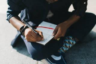 Ayishat writing