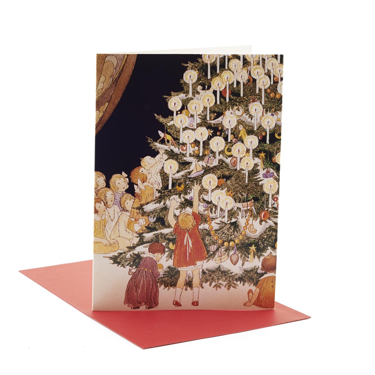 Photo Christmas Card Va A The First Christmas Card