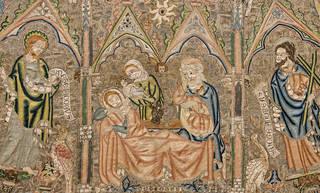 Toledo nativity scene