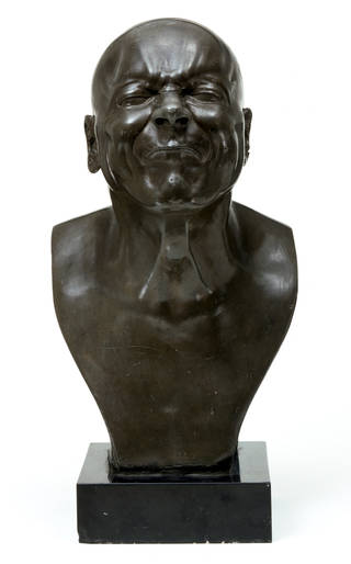 Photo of The Strong Smell, bust, Franz Xavier Messerchmidt, 1775 – 83, Austria, Museum no. A.16-1948. © Victoria and Albert Museum, London