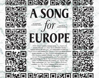Thibaut de Ruyter, A Song for Europe. © Thibaut de Ruyter