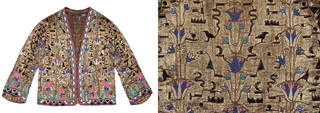 Jacket, unknown maker, 1923, France. Museum no. T.91-1999. © Victoria and Albert Museum, London