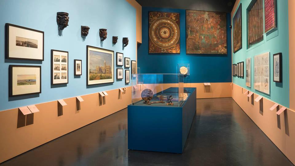 D Art Exhibition Uk : V a · lockwood kipling arts and crafts in the punjab