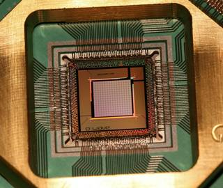 Art, Science and Quantum Computing photo