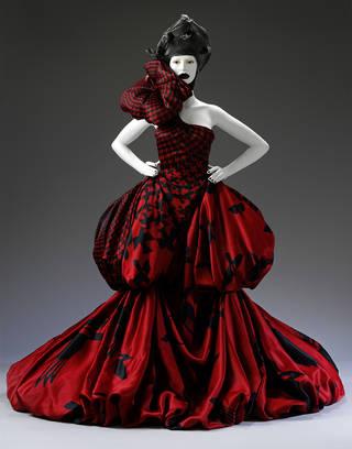 2013gt5737 mcq red dress 960