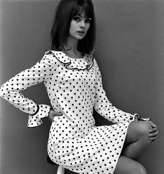 Model wearing a Mary Quant dress, 1964, England. Photograph by John French. Museum no. AAD/1979/9. © Victoria and Albert Museum, London