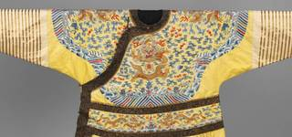 Gallery Talk: Imperial Chinese Robes photo