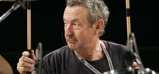 Nick Mason in Conversation photo