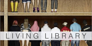 Refugee Week: Living Library photo