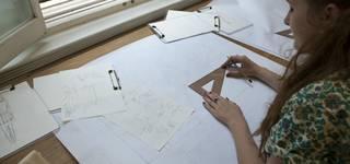 Create! Pattern Cutting (16 – 19 years)  photo