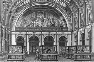 The South Court, John Watkins, about 1876, England. Museum no. 8089L. © Victoria and Albert Museum, London