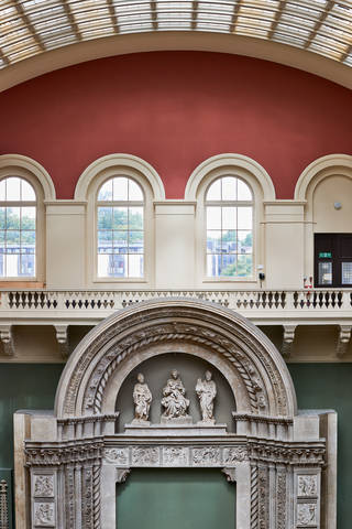 Photo of Cast Courts (The Weston Cast Court, Room 46b)