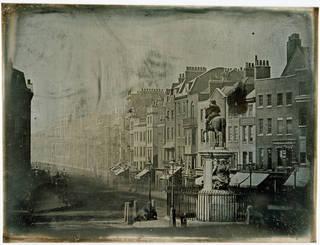 Earliest  photograph london