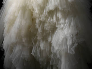 Background image: Wedding Dress and veil, Pam Hogg, 2012, UK. Museum no. T.5-2014. © Victoria and Albert Museum, London Wedding Dress and veil, Pam Hogg, 2012, UK. Museum no. T.5-2014. © Victoria and Albert Museum, London