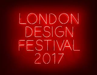 London Design Festival at the V&A – tour 1 photo
