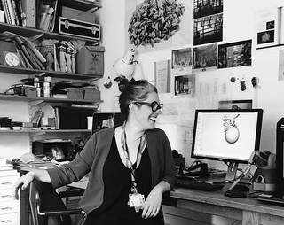 Lunchtime Lecture: Silvia Weidenbach, Gilbert Artist in Residence photo