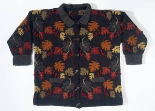 Hawthorn Berries, jacket, Sasha Kagan, 1993, England. Museum no. T.167-1997. © Victoria and Albert Museum, London