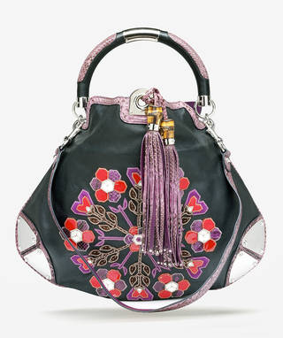 Bag, Gucci, spring/summer 2007, Italy. Museum no. T.67-2009. © Victoria and Albert Museum, London