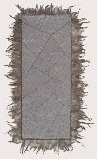Photo of Memoriam, quilt, Michele Walker, 2002, England. Museum no. T.6:1-2009. © Victoria and Albert Museum, London