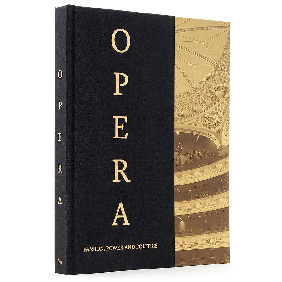 v a opera passion power and politics