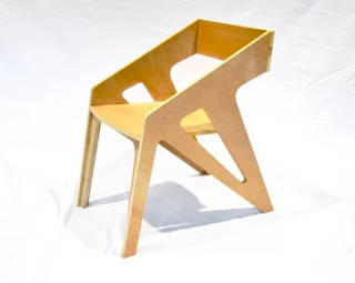 The Rothermel Chair from Wikiblock. © Wikiblock