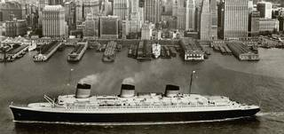 Curator Talk: Ocean Liners: Speed and Style photo