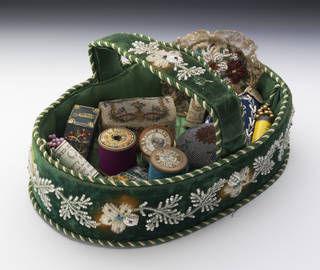 A Stitch in Time: History of Needlework and Sewing Tools photo