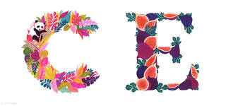 Illustrating Letters photo