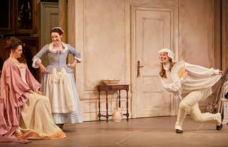 Opera Weekender: Garsington Opera presents Mozart's Le Nozze di Figaro (screening) photo
