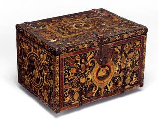 Cabinet, 1625 – 1675, Colombia. Museum no. W.5-2015. © Victoria & Albert Museum, London