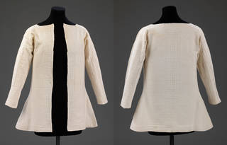 Front and rear: Jacket, 18th century, England. Museum no. T.61-1939. © Victoria and Albert Museum, London