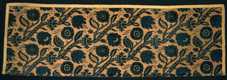 Furnishing fabric, 1500 – 1600, Italy. Museum no. 442A-1883. © Victoria and Albert Museum, London
