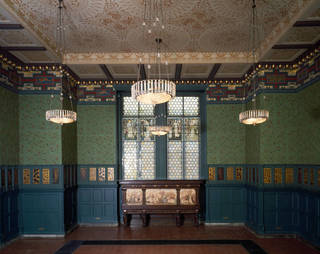 Morris room. © Victoria and Albert Museum, London