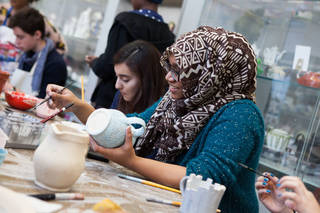 Create! Ceramics (13-15 years) photo