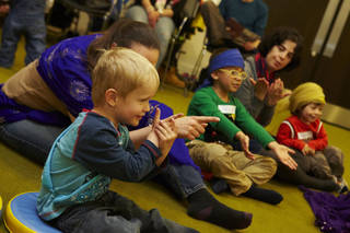 Festive Play Sessions for Under Fives  photo