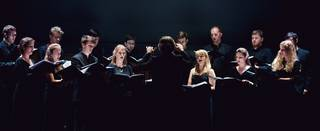 Choirs by Candlelight: Sansara Consort photo