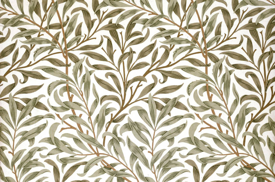 V&A · William Morris And Wallpaper Design