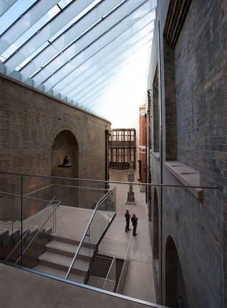 The Daylit Gallery (Room 64b), 2010. © Victoria and Albert Museum, London